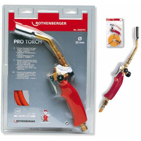 Rothenberger Pro-Blow Torch Propane Set - Type
