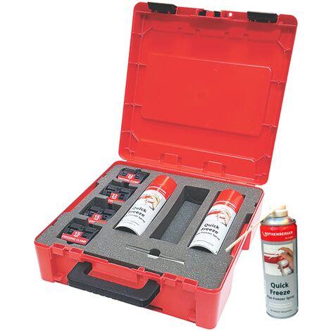 Rothenberger Rofrost Rapid Pipe Freezing Kit 15,22mm 1500003035 - pipe-freezing