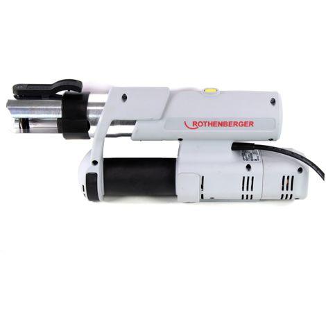 Rothenberger ROMAX AC ECO Basic Maquina prensadora eléctrica 230 V / Tipo C ( 15705 )