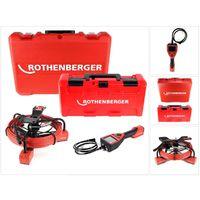 Rothenberger Roscope i2000 Inspektionskamera + Modul TEC + ROSCOPE Modul 25/16 im Koffer ( 1000000842 )