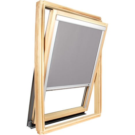 Roto ® Compatible Blackout Blind - Several dimension available