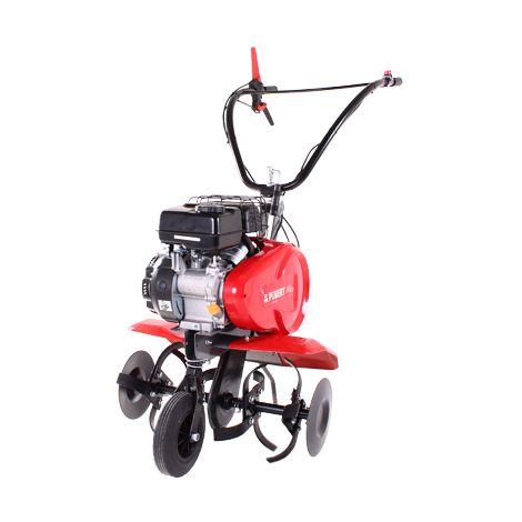 Rotovator McCulloch MFT44-100 con motor de gasolina 4 tiempos