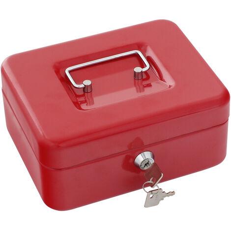 Rottner Caisse à monnaie rouge Traun 2