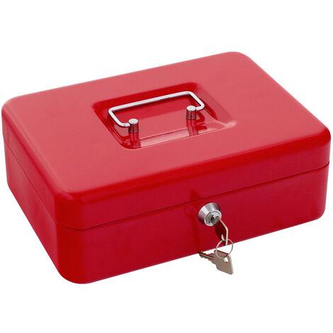 Rottner Caisse à monnaie Rouge Traun 3