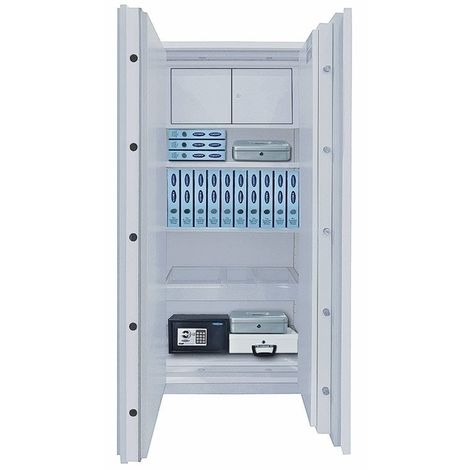 Rottner Fireproof Steel Office Cabinet Office 3 S-2 Fire Premium Mechanical Combination Lock