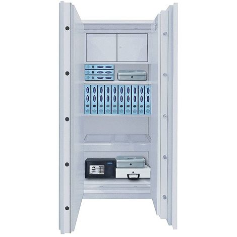 Rottner Fireproof Steel Office Cabinet Office 3 S2 Fire Premium Electronic Lock