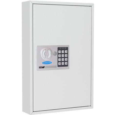 Rottner Key Cabinet S 64 Electronic Lock Light Grey