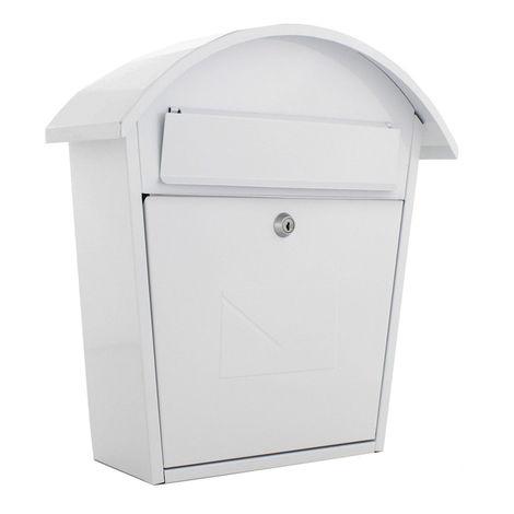 Rottner Letterbox Jesolo White