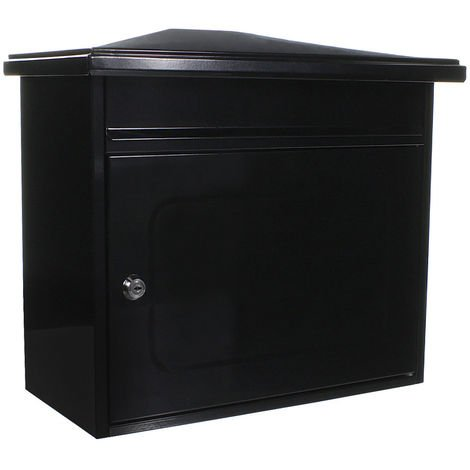 Rottner Mailbox Worthersee Anthracite