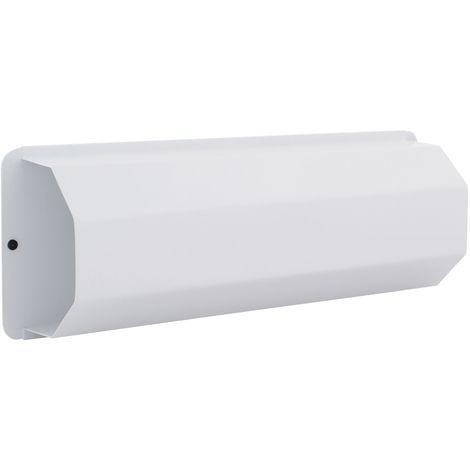 Rottner Newspaper Box Pescara White