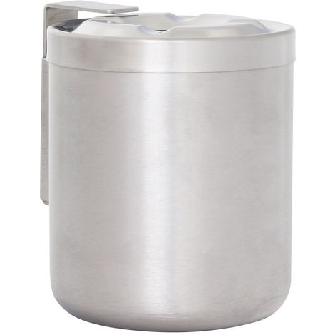 Rottner Stainless Steel Wall Ashtray