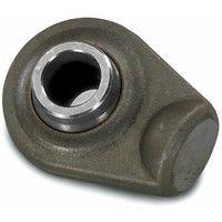 Rotule à souder Ø 19 X 44 queue ronde base usinée