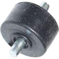 Roue avant de brosse - Aspirateur - ELECTROLUX (296387)