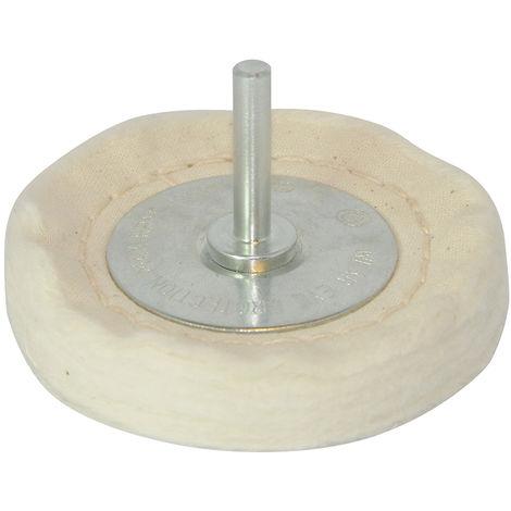 Roue de polissage à disques empilés Choix du modèle 75 x 12 mm