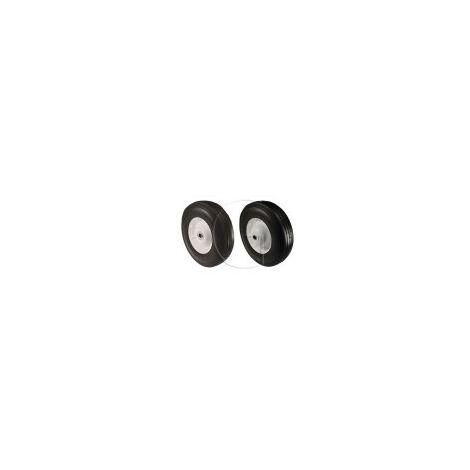 Roue De Tondeuse Universelle-diametre 254mm Trou D'axe 16mm