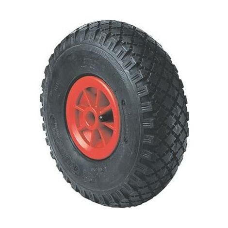 Roue gonflable 260 x 85 mm charge 125 kilos