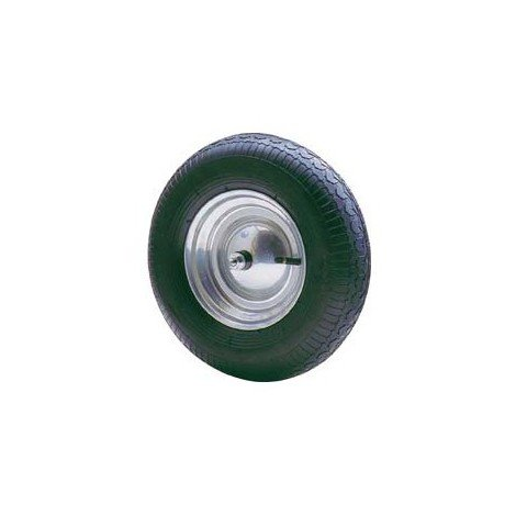 Roue gonflable 400/100