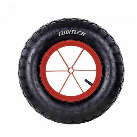 Roue gonflable 400 mm Run Flat - Ribimex