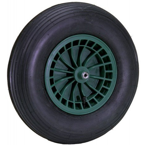 Roue gonflable 400 x 100 mm