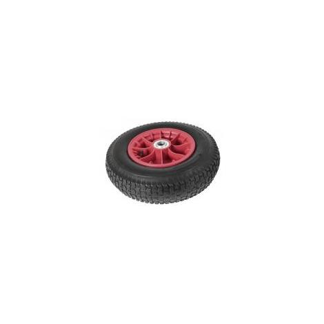 Roue gonflable 400 x 105 mm pour brouette