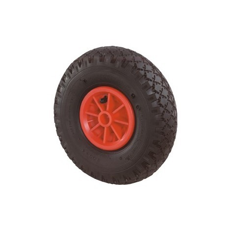 Roue gonflable D10 261 260 mm