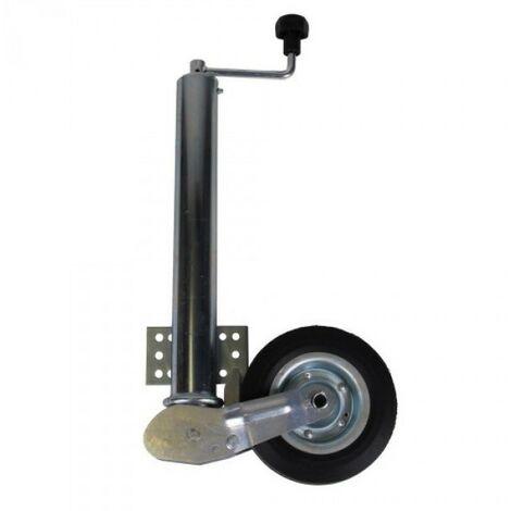 Roue jockey automatique diamètre 60mm