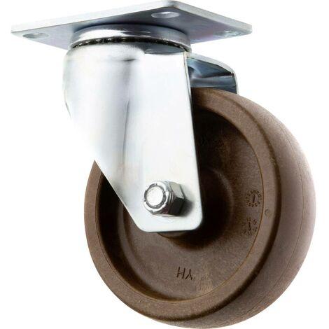 Roue pour charge lourde TOOLCRAFT TO-5137944 Capacité de charge (max.) 125 kg 1 pc(s)