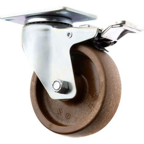 Roue pour charge lourde TOOLCRAFT TO-5137947 Capacité de charge (max.) 125 kg 1 pc(s)