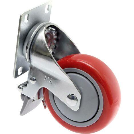 Roue pour charge lourde TOOLCRAFT TO-5137956 Capacité de charge (max.) 125 kg 1 pc(s)