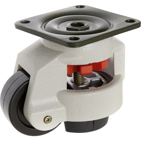 Roue pour charge lourde TOOLCRAFT TO-5137965 Capacité de charge (max.) 500 kg 1 pc(s) D958331