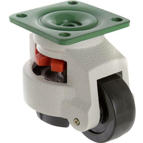 Roue pour charge lourde TOOLCRAFT TO-5137968 Capacité de charge (max.) 750 kg 1 pc(s)