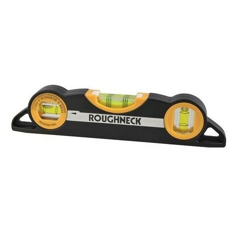 Roughneck 43-830 Magnetic Boat Level 225mm (9in)