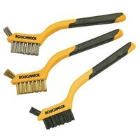 Roughneck 52-005 Mini Wire Brush Set of 3