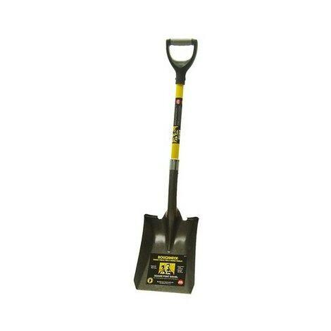 Roughneck 68-146 Square Shovel 36 in D Handle