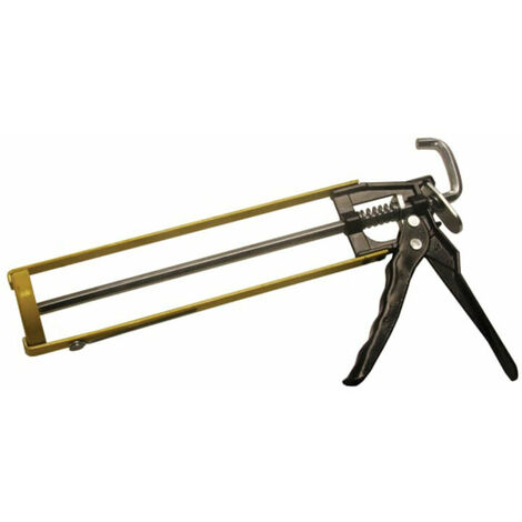 Roughneck Skeleton Type Caulking Gun