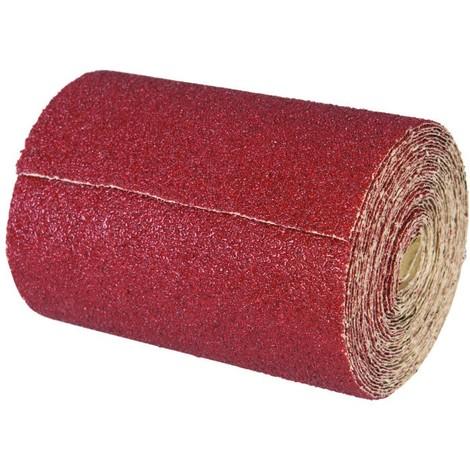 1 Rouleaux de papier de verre MioTools pour ponceuses manuelles grain 120 93 mm x 5 m