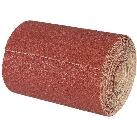 Rouleau abrasif corindon 5 m Grain 80, 5 m