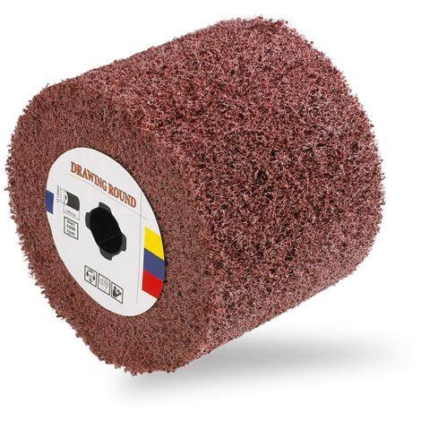 Rouleau Abrasif - Grain De 120 Bandes Abrasifs Ponceuse Parquet