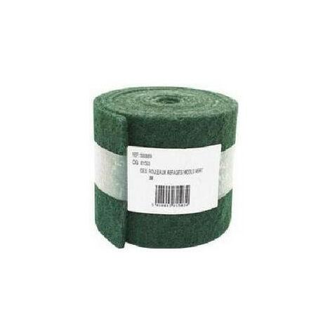 Rouleau abrasif nicols vert 15cmx3m