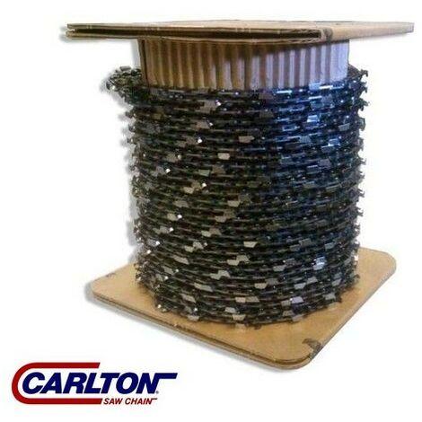 Rouleau chaine tronconneuse Carlton 100 pieds