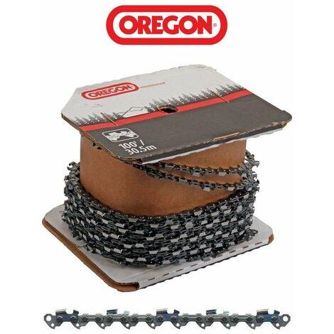 Rouleau chaîne tronçonneuse Oregon 100 pieds