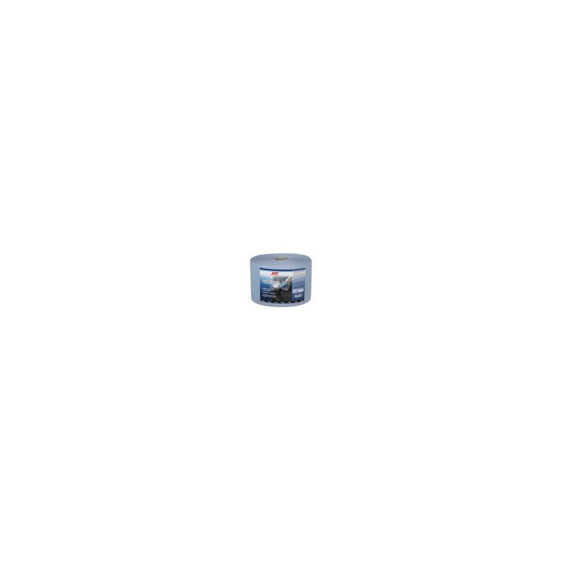 Rouleau chiffon d'essuyage bleu Premium 190 m