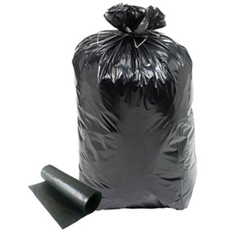 Rouleau de 20 sacs poubelles 100 Litres 60 microns - Dulary