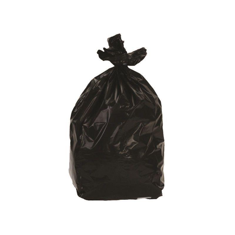 Rouleau de 25 sacs poubelles renforcés 100L