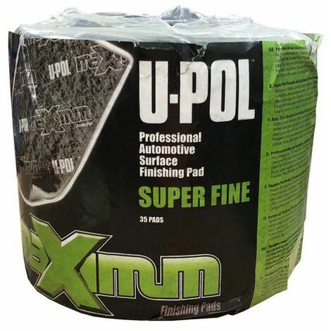Rouleau de 35 feuilles pour nettoyage, préparation et finition peinture UPOL APADR/G35