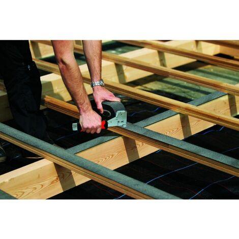 Rouleau de bande bitumeuse 70mm x 16m - EDMA
