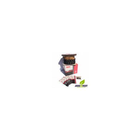 Rouleau de chaine tronconneuse OREGON75D DG 3/8 1.6 Ronde