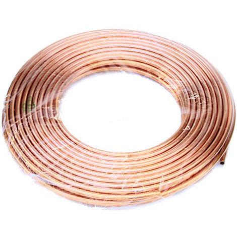 Rouleau de cuivre recuit O14 x 50m