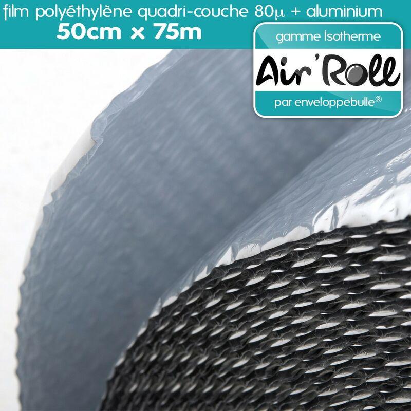 Rouleau de Film bulles de protection 10m x 1m diam 10mm