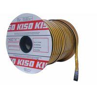 Rouleau de joint de vitrage 100m profil 5x10mm KISO 141
